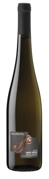 Sacchetto, Pinot Grigio del Veneto IGT L'Elfo, 2020