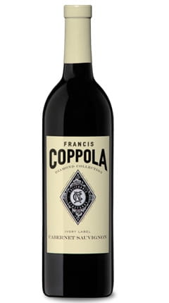 Francis Ford Coppola Winery, Ivory Label Diamond Series Cabernet Sauvignon, 2018
