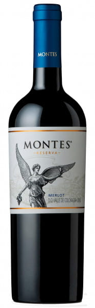 Montes, Merlot Reserva, 2019