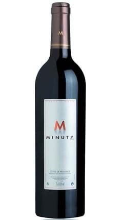 Château Minuty, Cuvée M Rouge, 2018