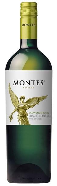 Montes, Sauvignon Blanc Reserva,2020