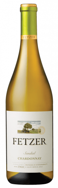 Fetzer, Sundial Chardonnay, 2018/2019
