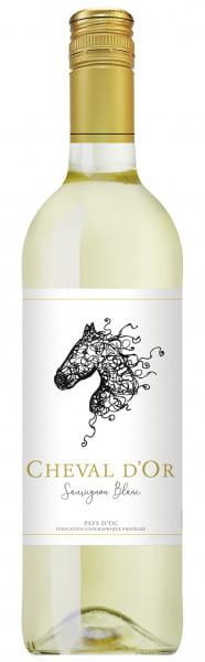 Cheval d'Oc, Sauvignon Blanc, Vin de Pays d'Oc, 2018