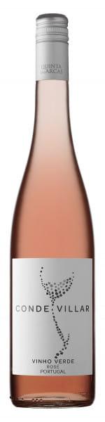 Quinta das Arcas, Vinho Verde Conde Villar Rose, 2020