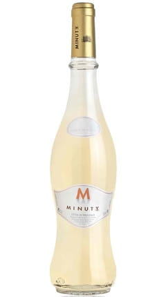 Château Minuty, Cuvée M Blanc. 2020