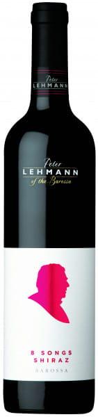Peter Lehmann, Eight Songs Shiraz, 2011