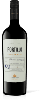 Bodegas Salentein, Portillo Cabernet Sauvignon, 2017