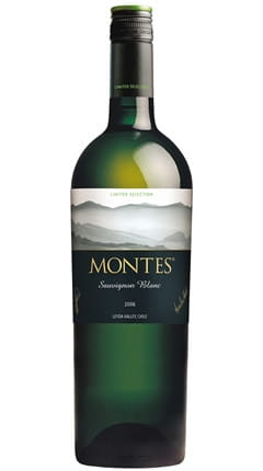 Montes, Sauvignon Blanc Limited Selection, 2019