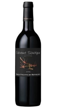 Baron Philippe de Rothschild, Les Cepages Cabernet Sauvignon Vin de Pays d'Oc,2019/2020