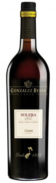 Gonzalez Byass, Solera 1847 Oloroso cream