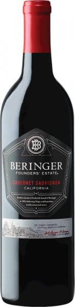 Beringer, Founders Estate Cabernet Sauvignon, 2018