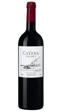Bodega Catena Zapata, Catena Malbec,2019