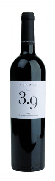 Abadal, 3.9 Pla de Bages DO, 2016/2017