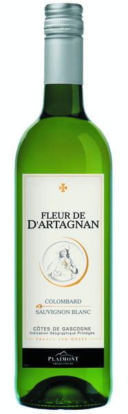 Fleur de d'Artagnan, Colombard-Sauvignon, 2019