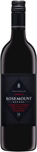 Rosemount, Diamond Label Shiraz, 2019
