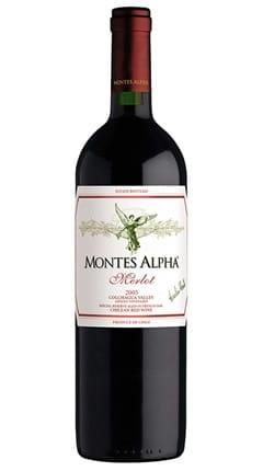 Montes, Merlot Alpha, 2017
