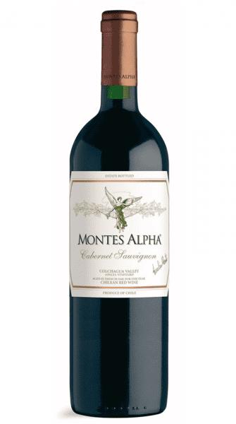 Montes, Cabernet Sauvignon Alpha, 2018